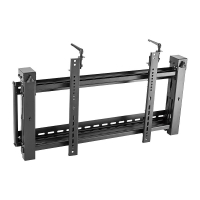 Lindy Single Display Pop Out Video Wall Mount