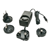 Lindy 5VDC 3A Multi-country Power Supply, 3.5/1.35mm