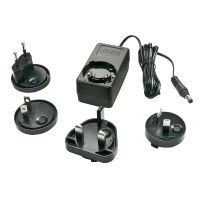 Lindy 5VDC 3A Multi-country Power Supply, 5.5/2.5mm
