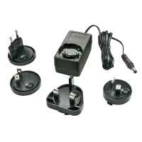 Lindy 12VDC 1.25A Multi-country Power Supply, 5.5/2.5mm