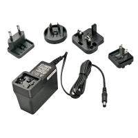 Lindy 12VDC 3A Multi-country Power Supply, 5.5/2.5mm