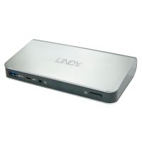 Lindy USB 3.1 Type C Notebook Docking Station