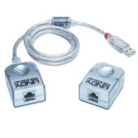 Lindy 50m USB 1.1 Cat.5 Extender