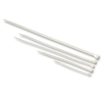 Lindy Cable ties 7.2x350mm, 100 pieces, transparent