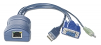 Lindy MC5/MC5-IP/SC5 Computer Access Module, USB & VGA with Audio Support