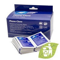 Phone-Clene - Desk phone cleaning wipes