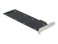Delock PCI Express x2 Card for 4 x SATA HDD / SSD