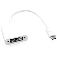 ROLINE Type C - DVI Adapter, M/F