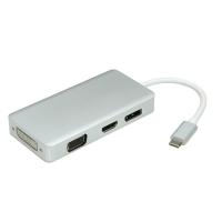 VALUE Type C - VGA / HDMI / DVI / DP Adapter