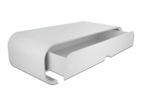 Delock Monitor Stand with Drawer white