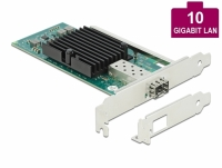 Delock PCI Express Card to 1 x SFP+ Slot 10 Gigabit LAN