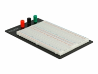 Delock Experimental Breadboard with base plate 1260/400 contacts