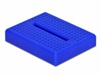 Delock Experimental Mini Breadboard 170 contacts blue