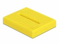 Delock Experimental Mini Breadboard 170 contacts yellow