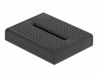 Delock Experimental Mini Breadboard 170 contacts black