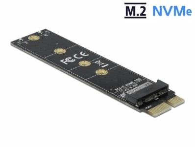 Delock PCI Express x1 to M.2 Key M Adapter