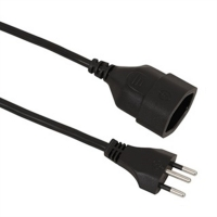VALUE Extension Cable T12/T13 (CH), black, 3 m