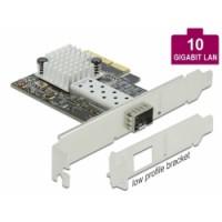 Delock PCI Express 4 Card to 1 SFP, and slot 10 Gigabit LAN