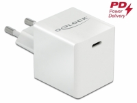 Delock USB Charger 1 x USB Type-C™ PD 3.0 with 40 W