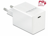 Delock USB Charger 1 x USB Type-C™ PD 3.0 with 60 W