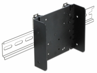 Delock DIN rail Mounting Kit for Micro Controller or 3.5″ Devices