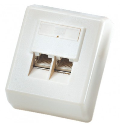 ethernet wall jack wiring diagram abba roline surface mount wall jack, cat.5e, unshielded white surface mount ethernet wall jack wiring