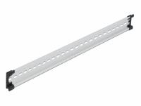 Delock DIN Rail 35 x 7.5 mm (50 cm) Aluminium