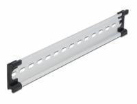 Delock DIN Rail 35 x 7.5 mm (25 cm) Aluminium