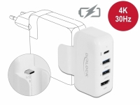 Delock Adapter for Apple power supply with PD and HDMI 4K