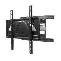 Lindy Single Display Full Motion Wall Mount