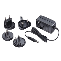 Lindy 5VDC 2.6A Multi-country Power Supply, 5.5/2.1mm