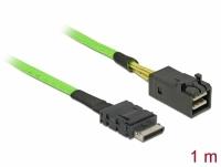 Delock Cable OCuLink PCIe SFF-8643 > SFF-8611 1 m