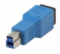 USB 3.0 Adapter, USB B Male to B Female