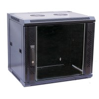 "VALUE 19"" Wall Mount Rack 6U, 368 x 570 x 465 (HxWxD)"