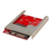 "2.5"" SATA adapter for mSATA SSD"