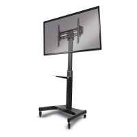 Single Display Trolley Mount