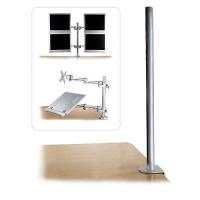 Desk Clamp Pole, 700mm