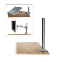 Desk Clamp Pole, 450mm