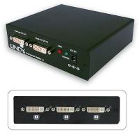 4 Port DVI-D Dual Link Splitter