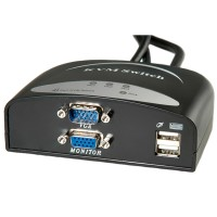 "VALUE KVM Switch ""Star"" 1 User - 4 PCs, USB"