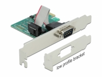 Delock PCI Express Card to 1 x Serial RS-232