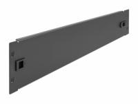 Delock 19″ Network Cabinet Blind Cover tool free 2U black