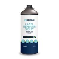 PLATINET LABEL REMOVER SPRAY 400ML