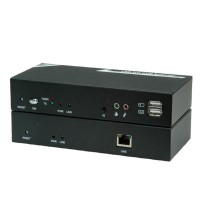 VALUE KVM Extender over Cat.5, DVI/VGA, USB 150 m