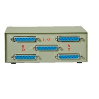 ROLINE Switch 25-pin, ABCD ABCD