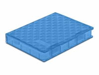 Delock Protection Box for 2.5″ HDD / SSD blue