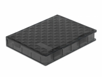 Delock Protection Box for 2.5″ HDD / SSD grey