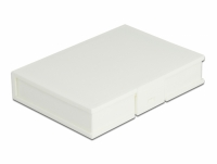 Delock Protection Box for 3.5″ HDD white