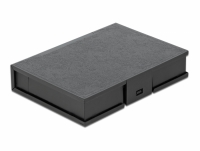 Delock Protection Box for 3.5″ HDD black