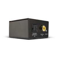 Lindy TosLink (Optical) & Coaxial to Phono DAC
